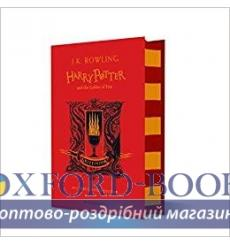 Книга Harry Potter and the Goblet of Fire (Gryffindor Edition) J. K. Rowling ISBN 9781526610270 купить Киев Украина