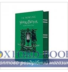 Книга Harry Potter and the Goblet of Fire (Slytherin Edition) J. K. Rowling ISBN 9781526610331 купить Киев Украина