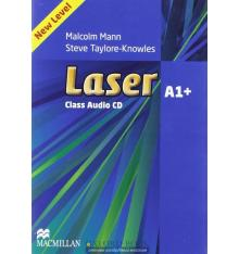 Диски для класса Laser (3rd Edition) A1+ Class Audio CD ISBN 9780230424678