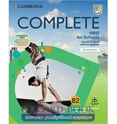 Учебник Complete First for Schools Students Pack Guy Brook-Hart, Jishan Uddin, Lucy Passmore  3rd Edition 9781108647366 купит...