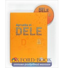 Книга Aprueba el DELE a1 con CD audio 9788467547276