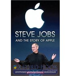 Steve Jobs and the Story of Apple with Audio CD Fiona Beddall 9781908351296 купить Киев Украина