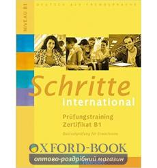 Книга Schritte international Prufungstraining Zertifikat b1 9783195918565 купить Киев Украина
