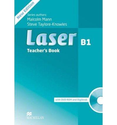 Laser (3rd Edition) B1 Teacher's Book + DVD-ROM Pack