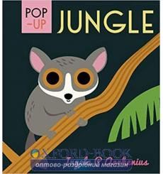 Pop-up Jungle (Walker Books) Ingela P. Arrhenius 9781406381245 купить Киев Украина
