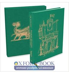 Книга Harry Potter 4 Goblet of Fire Deluxe Illustrated Slipcase Edition Rowling, J.K. 9781526600424 купить Киев Украина