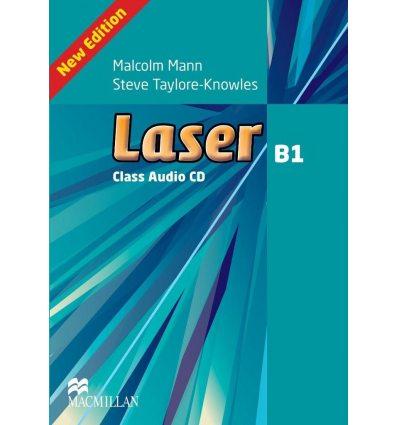 Laser (3rd Edition) B1 Class Audio CD (2)