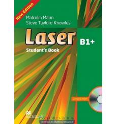 Laser (3rd Edition) B1+ Student's Book & CD-ROM Pack