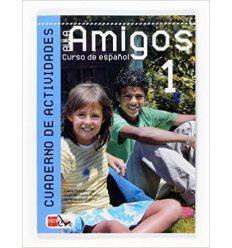 Тетрадь Aula Amigos 1 Cuaderno de actividades 9788467520965