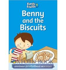 Family & Friends 1 Reader D Benny and the Biscuits 9780194802543 купить Киев Украина