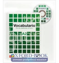 Книга Vocabulario a1: De las palabras al texto con CD audio 9788467521689 купить Киев Украина