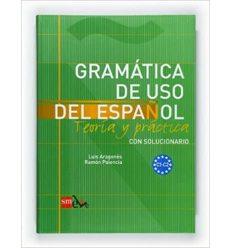 Книга Gram?tica de uso del espa?ol C1-C2 ISBN 9788467521092