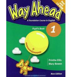 Way Ahead Revised  1 Pupil's Book + CD-ROM Pack
