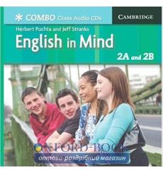 Книга English in Mind Combo 2A and 2B Audio CDs (3) ISBN 9780521706995 купить Киев Украина