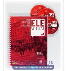 ELE ACTUAL A2 Guia didactica con CD audio 9788467547498 купить Киев Украина