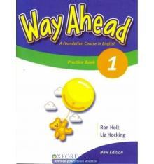 Грамматика Way Ahead New 1 Grammar Practice Book ISBN 9781405058520