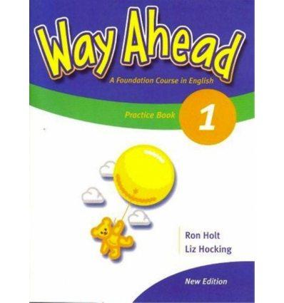 Way Ahead Revised 1 Grammar Practice Book