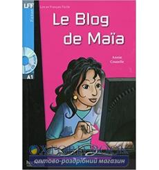Lire en Francais Facile a1 Le Blog de Maia + CD audio 9782011556721 купить Киев Украина