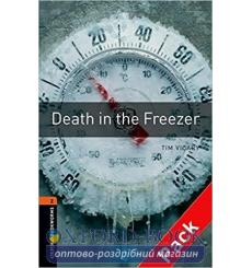 Death in the Freezer with Audio CD Tim Vicary 9780194790185 купить Киев Украина