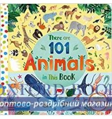 Книга There Are 101 Animals In This Book Rebecca Jones 9781529002195 купить Киев Украина