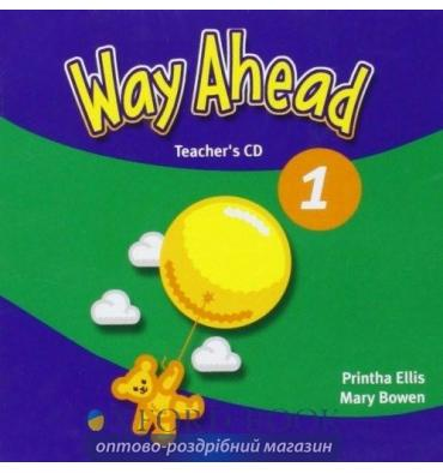 Way Ahead 1 Audio CD