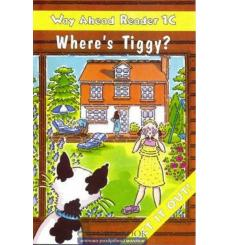Way Ahead Level 1 Reader Level 1c Where's Tiggy?