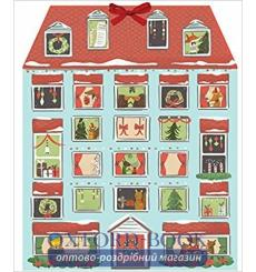 Календарь Forest Friends Christmas House Advent Calendar 9780735341340 купить Киев Украина