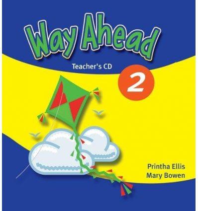 Way Ahead 2 Audio CD