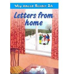 Way Ahead Level 2 Reader Level 2a Letters From Home