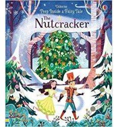 Книга с резными картинками Peep inside a Fairy Tale: The Nutcracker ISBN 9781474915557