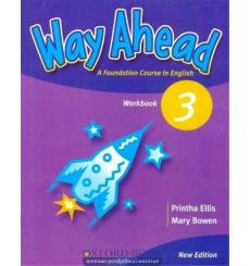 Way Ahead Revised 3 Workbook