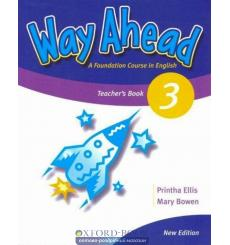 Way Ahead Revised 3 Teacher's Book