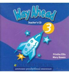Way Ahead 3 Audio CD