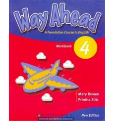 Way Ahead Revised 4 Workbook