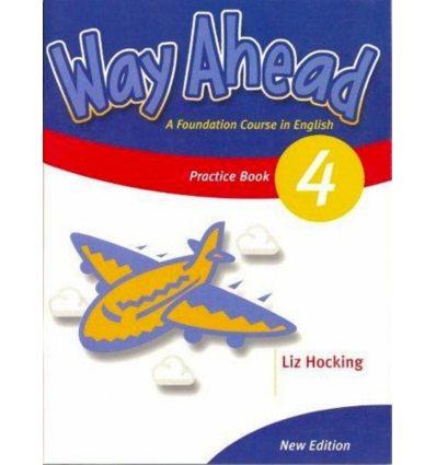 Way Ahead Revised 4 Grammar Practice Book