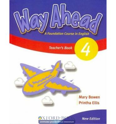 Way Ahead Revised 4 Teacher's Book