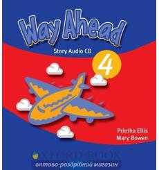 Way Ahead 4 Story Audio CD
