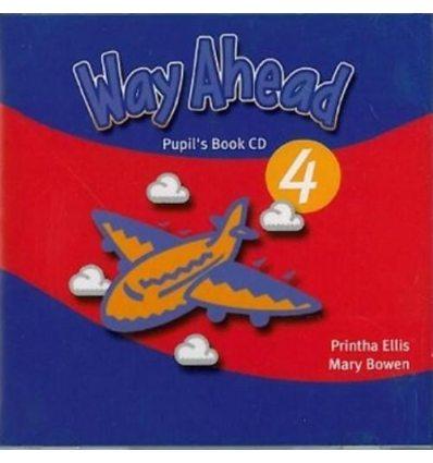 Way Ahead 4 Audio CD