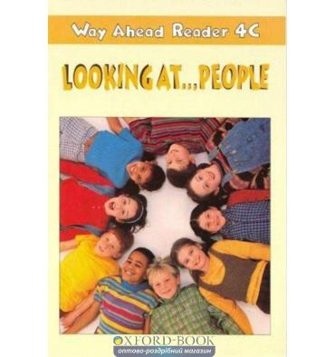 Way Ahead Level 4 Reader Level 4c Looking At ……People