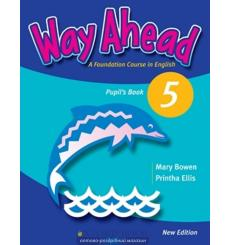 Way Ahead Revised 5 Pupil's Book + CD-ROM Pack