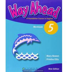 Way Ahead Revised 5 Workbook