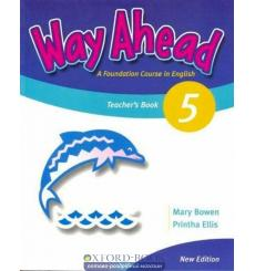 Way Ahead Revised 5 Teacher's Book