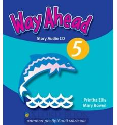 Way Ahead 5 Story Audio CD