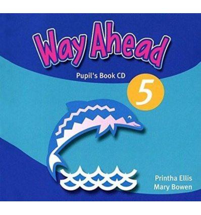 Way Ahead 5 Audio CD