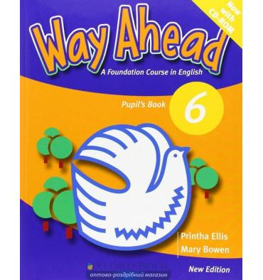 Way Ahead Revised 6 Pupil's Book + CD-ROM Pack