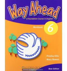 Way Ahead Revised 6 Workbook