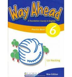 Way Ahead Revised 6 Grammar Practice Book