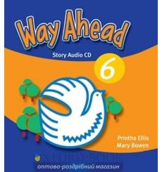 Way Ahead 6 Story Audio CD