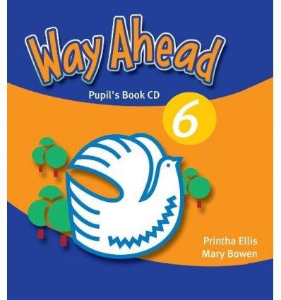 Way Ahead 6 Audio CD