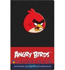 Книга Angry Birds. Ruled Journal (твердая обложка) ISBN 9781608875085